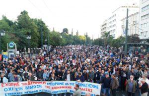 PAME syntagma 8 maj 1